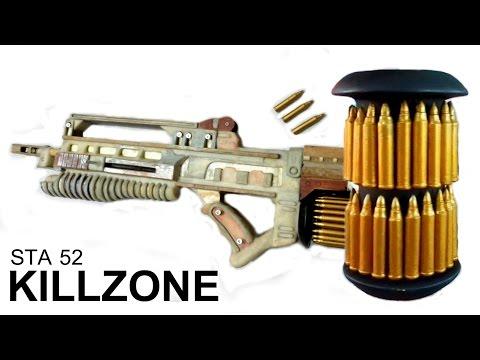 COMO FAZER RIFLE DO KILLZONE STA 52 - PARTE 3