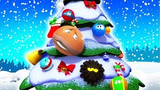 Christmas Tree Fun! | Funny Wonderballs | Cartoon for Children by Cartoon Candy