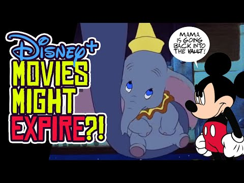 Disney Plus EXPIRATION DATES Discovered?! Keep Your Physical Media!