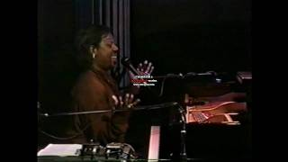 Richard Tee [ STROKIN' / Live Video ] Steve Gadd ' 90