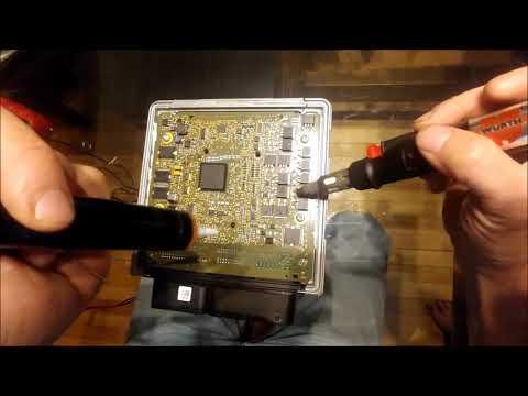 e92 335i N54 MSD80 DME MOSFET Diagnosis - смотреть онлайн на