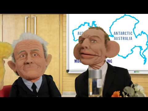 Combine Australian Politics With Puppets? Watch The Hilarious Result