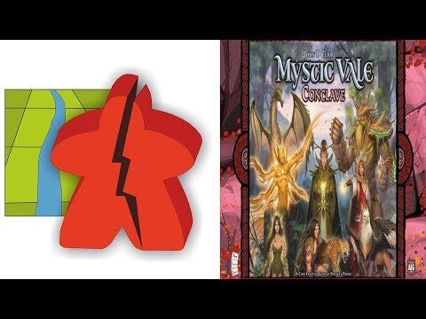 The Broken Meeple - Mystic Vale: Conclave Review