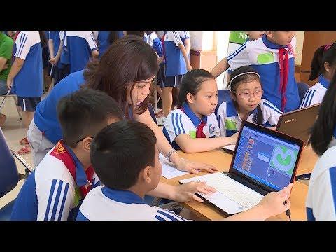 Câu chuyện hội nhập: Giáo dục thông minh trên nền tảng số hóa