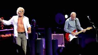 The Who - Baba O'Riley, live at Scotiabank Place in Ottawa