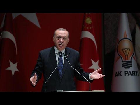 Ερντογάν: Το Κοινοβούλιο θα ψηφίσει τον Ιανουάριο για την αποστολή στρατευμάτων στη Λιβύη…