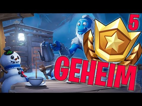 geheimer battle pass stern woche 5 season 7 level up fortnite battle royale deutsch - fortnite season 7 woche 8 stern