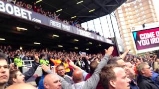 preview picture of video 'IL Para ad Upton Park: I'm forever blowin' bubbles @ Upton Park 04/05/2013'