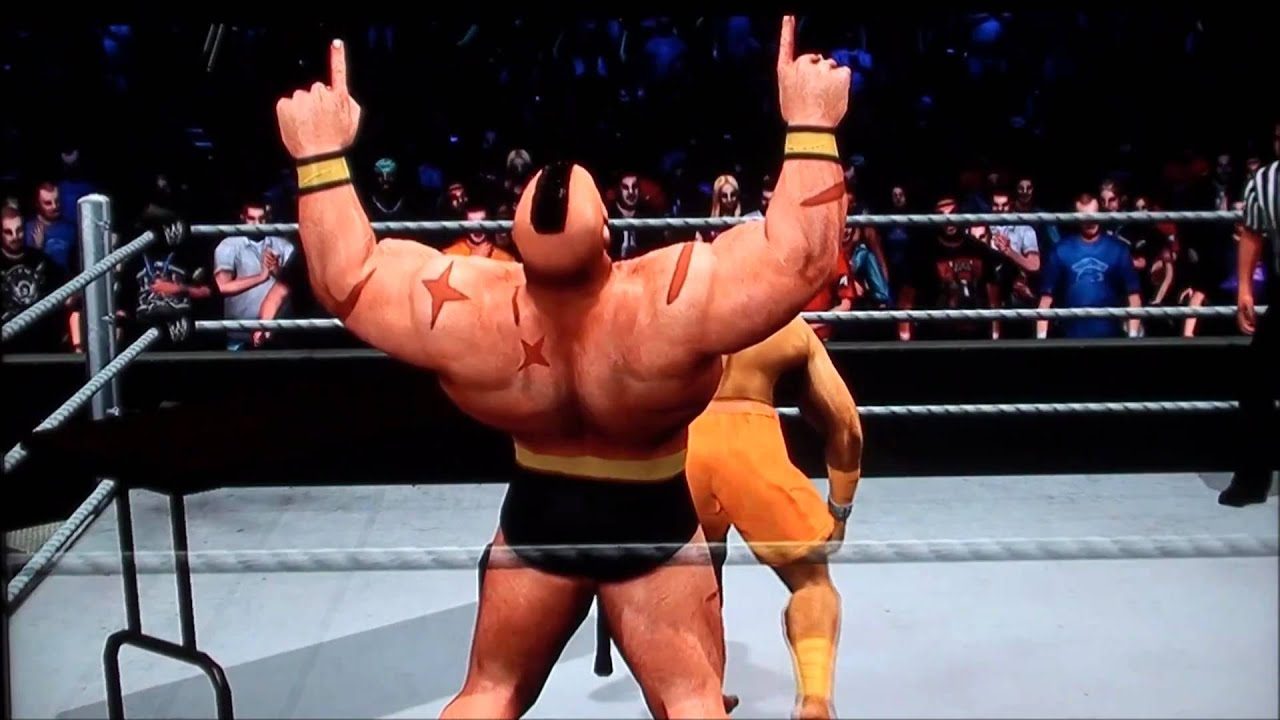 What If Street Fighter's Best Wrestled For WWE?
