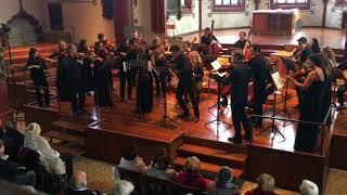 Händel: Doppelkonzert c-Moll für Violine, Fagott und Orchester / Chamber Academy Basel