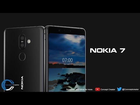 Un Nokia 7 Plus adorabile in questo nuovo video