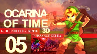 Soluce de Ocarina of Time 3D — Partie 05