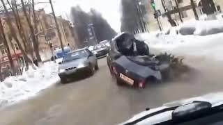 подборка Аварии и ДТП 2013 Видеорегистратор ЖЕСТЬ ! МЯСО