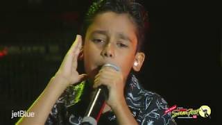 "Reggae Sumfest 2018 - Damian ""Jr. Gong"" Marley feat son Elijah (Part 7 of 8)"