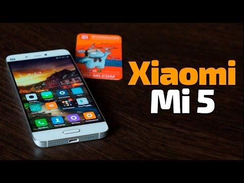 Обзор Xiaomi Mi5 от Румиком