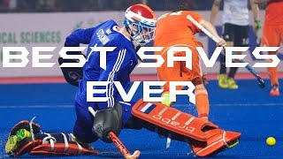 Best Field Hockey Saves Ever!