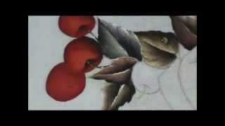 Pintando Cerejas