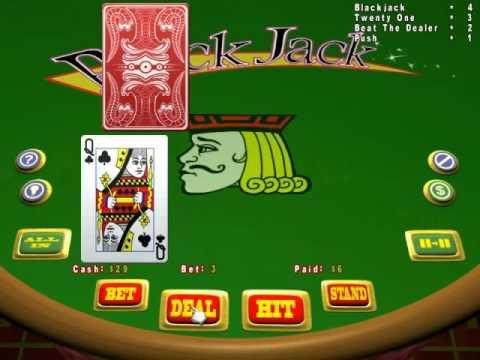 blackjack pc