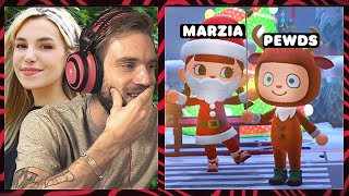 Animal Crossing Christmas With Marzia Special