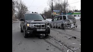Трамвайное сообщение с южной частью Хабаровска прервалось из-за аварии. Mestoprotv