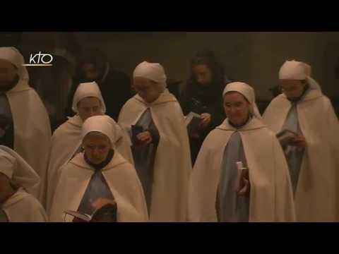 Vêpres et Eucharistie du 3 décembre 2016