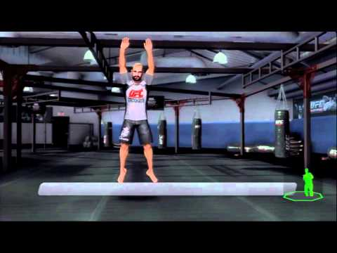 UFC Personal Trainer: The Ultimate Fitness System - PS3