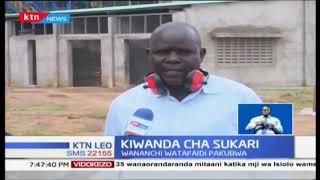 Kiwanda cha sukari Busia chatarajiwa kuanza kazi Januari