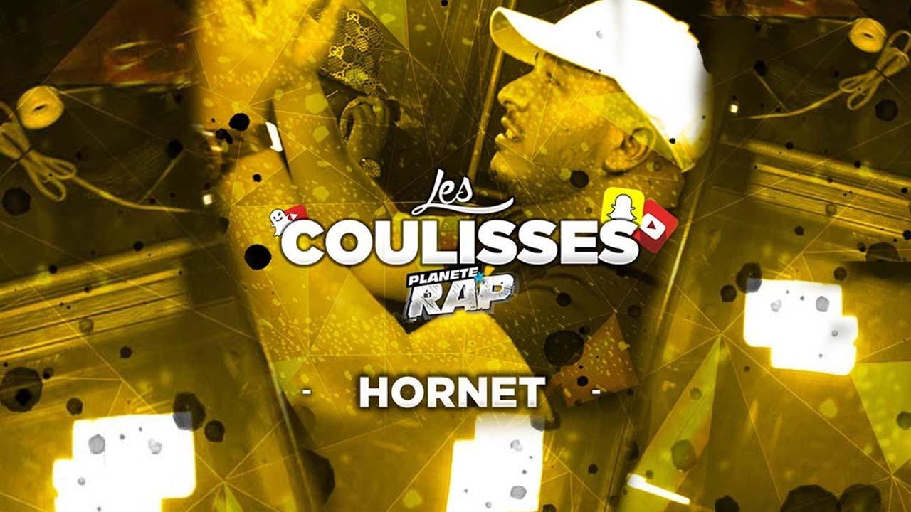 Hornet La Frappe - Les coulisses de Planète Rap ! (avec Ninho, Maes, Da Uzi, Uzi...)