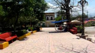 preview picture of video 'Plaza de San Ciro SLP'