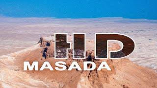MASADA | ISRAEL - A TRAVEL TOUR - HD 1080P