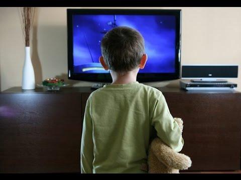 Влияние телевизора и интернета на детей