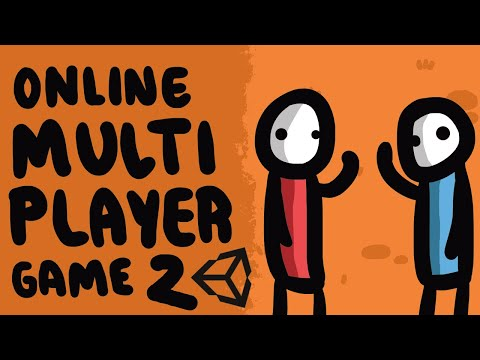 #2 HOW TO MAKE AN ONLINE MULTIPLAYER GAME - UNITY EASY TUTORIAL