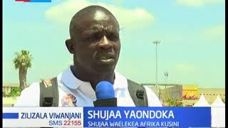 Shujaa yaondoka Kenya kuelekea Afrika Kusini kushiriki michuano ya kufuzu olimpiki