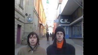 2005 год. В городе Дрогобыч Андрей Казаков (Andre Fly) и Сергей Погребняк (Vidirvani)
