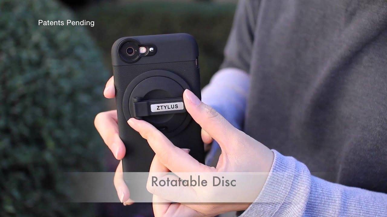 Lite Series Z-Clip Kit // Orange (iPhone 6/6S) video thumbnail