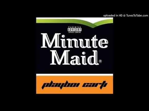 """(FREE) Playboi Carti x Pierre Bourne Type Beat """"Minute Maid"""" prod nathanmafia"""