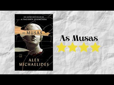 Resenha #85 - As Musas de Alex Michaelides