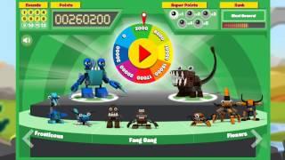 LEGO MIXELS :  mixels  Mania