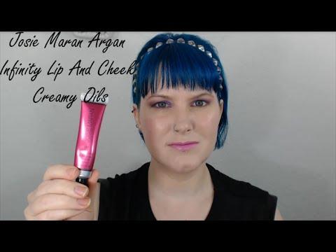 Argan Lip Sting Plumping Butter by Josie Maran #7