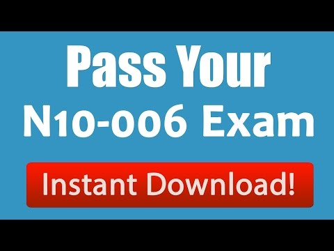 N10-006 Exam Dumps - Proven Success Formula for N10-006 Test ...