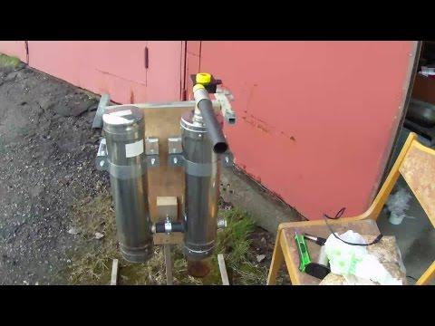 """Лучший дымогенератор для копчения """"Этна"""" от создателя конструкции!   Дымогенератор для дачи."""