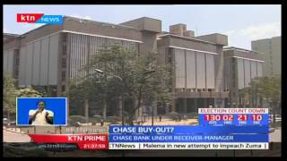 Central Bank of Kenya has advertised Chase Bank equity sale