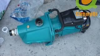 city slide water pump water pump  Installation set up video