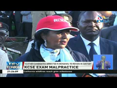 4 KCSE candidates to be deregistered after being found with phones