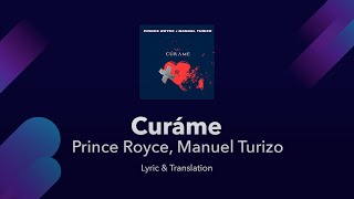 Prince Royce, Manuel Turizo   Cúrame Lyrics English And Spanish   Translation  Meaning  English