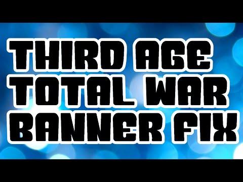 third age total war 3.2 crash on start