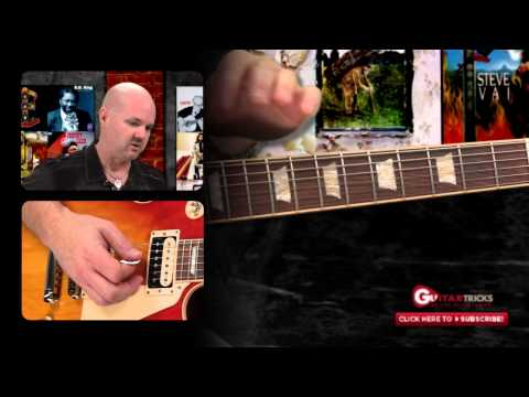 Easy Guitar Riffs Lesson * Learn 2-Note Chord Riff