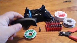 Fix Stick Drift for XBOX One - Analog Axis Module Replacement on Controller