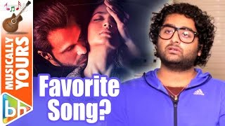 Arijit Singh Reveals His Favorite Song From Raaz Reboot | EXCLUSIVE