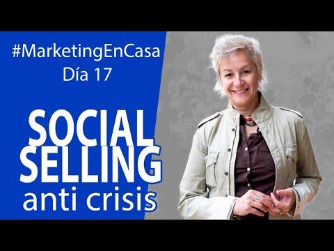 #MarketingEnCasa   SOCIAL SELLING anti crisis con Sonia Duro Limia - YouTube